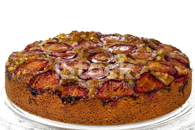Fatti in casa tedesca plum cake con le noci fotografie for Casa tradizionale tedesca