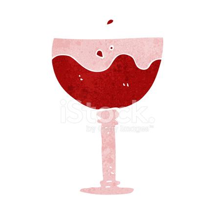 Dessin anim de verre de vin rouge photos - Verre de vin dessin ...