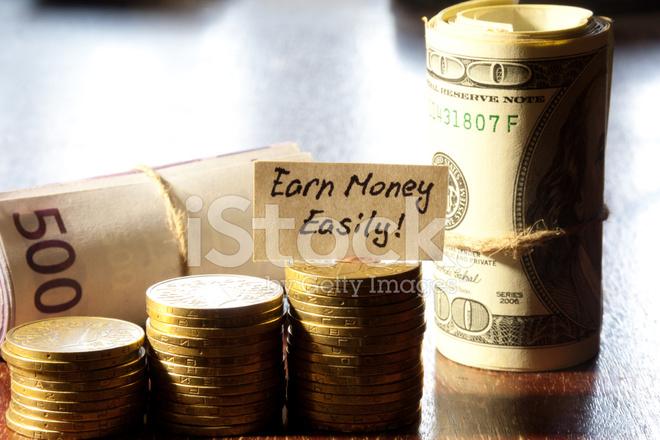 leicht geld verdienen