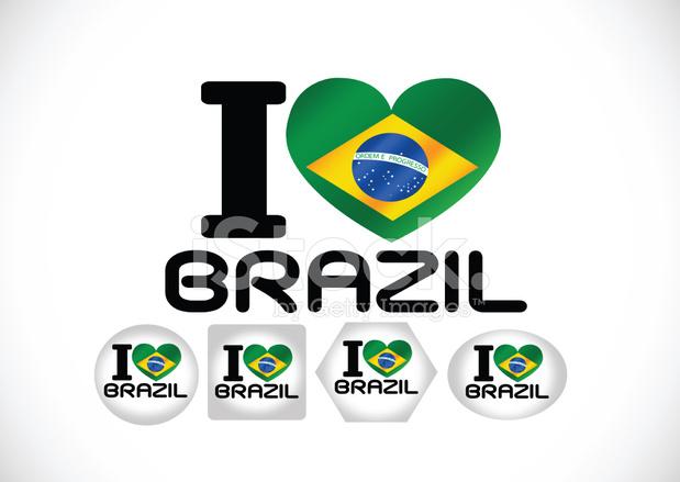 Idea Design 2006 Brazil Map And Flag Theme Idea Design
