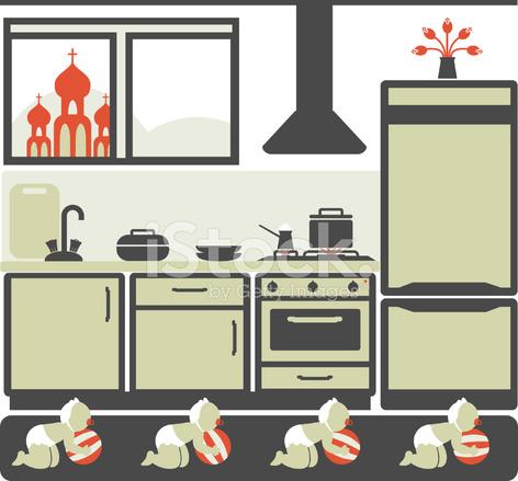 Kinder, Küche, Kirche
