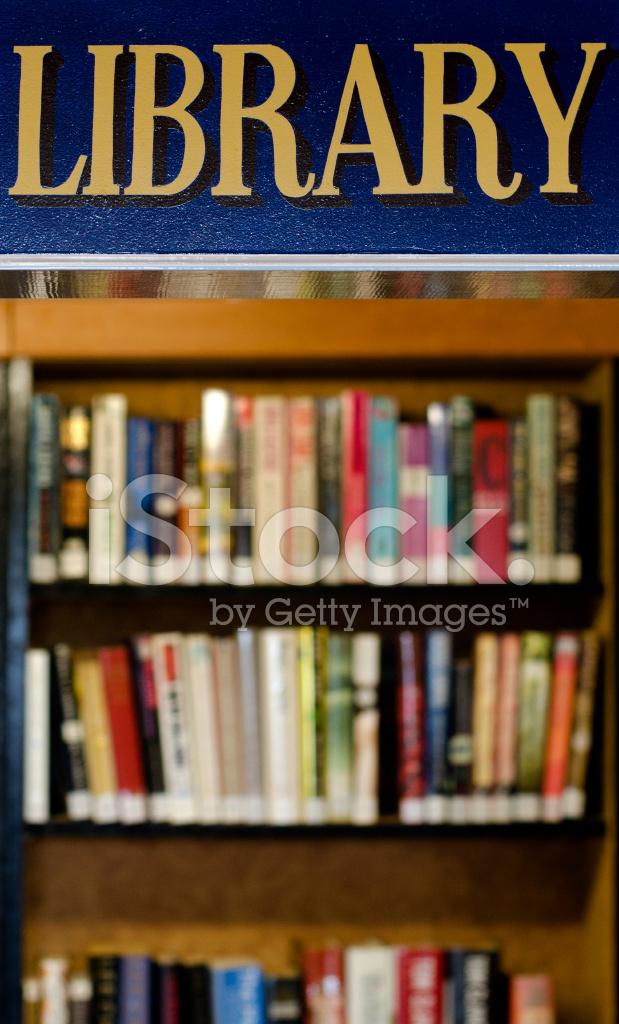 Books Library Stock Photos - FreeImages.com