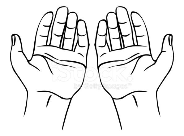 Stock vector - Dessin 2 mains ...