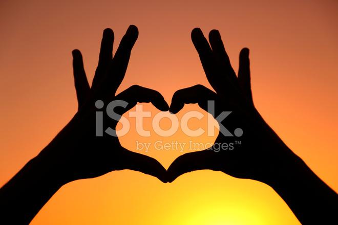 Heart Shaped Hands Stock Photos - FreeImages.com