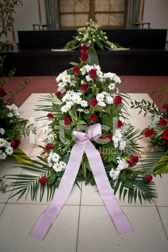 Beerdigung Blumen Stockfotos - FreeImages.com