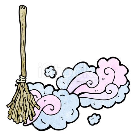 cartoon magic broom sweeping stock vector freeimages com Ham Radio Clip Art ham radio tower clip art