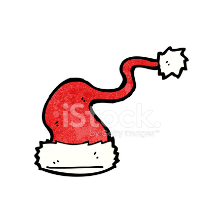 Cartoon santa hat stock photos freeimages com