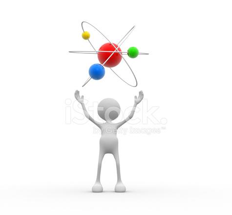Estrutura Do átomo Fotos Do Acervo Freeimages Com