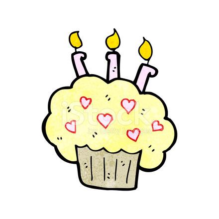 desenho de cupcake stock vector freeimages com