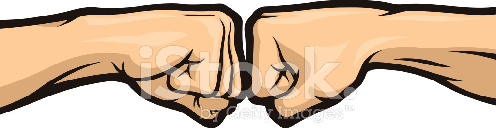 Fist bump stock vector freeimages fist bump m4hsunfo