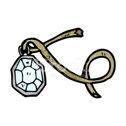 Cartoon diamond necklace stock vector freeimages premium stock photo of cartoon diamond necklace aloadofball Gallery