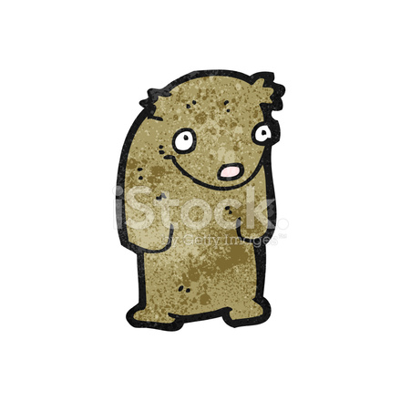 Cartone animato orsetto stock vector freeimages.com
