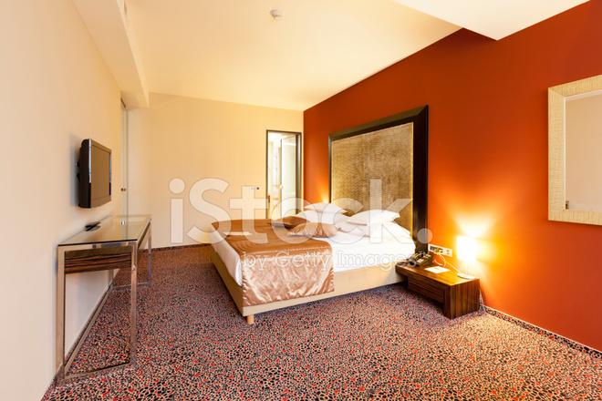 Camera Da Letto Matrimoniale, IN Lussuoso Hotel Fotografie ...