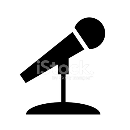 Mikrofon Symbol Vektor Stock Vector - FreeImages.com