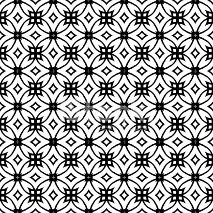 Vector Geometrische Art Deco Patroon Stock Vector - FreeImages.com