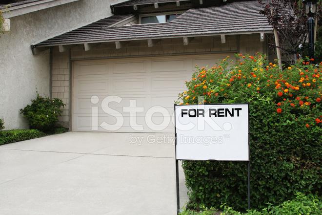 Haus zu vermieten stockfotos for Haus zu vermieten