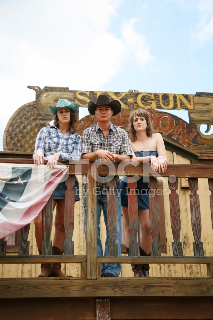 Cowboys och Cowgirls dejtingsajt