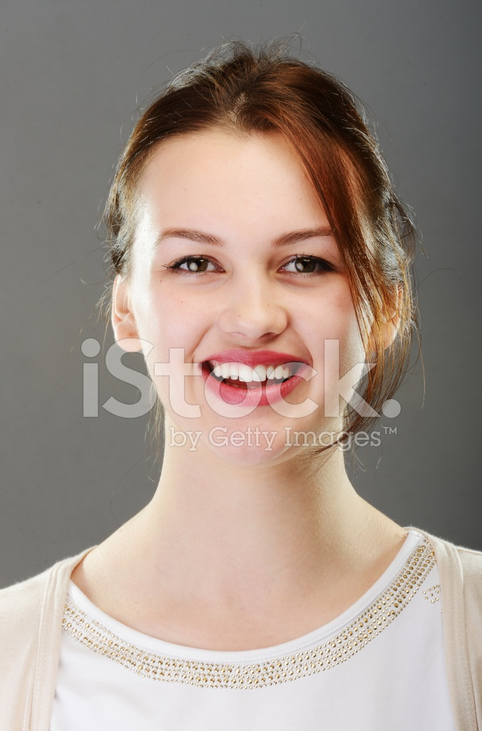Very Beautiful Blond Teen Girl With: Very Beautiful Young Girl Posing For Portrait Stock Photos