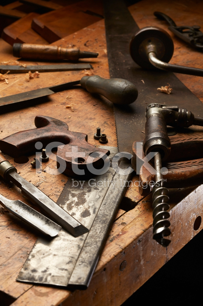 Old Woodworking Tools Stock Photos Freeimages Com