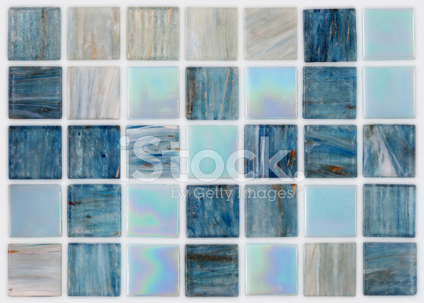 Piastrelle quadrate in marmo con effetti fotografie stock
