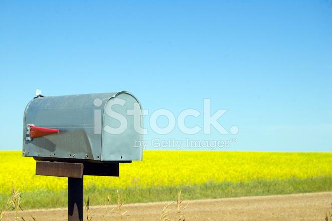 Rural Mailbox Fred Lamb Art Prints The Beauty Of Oregon