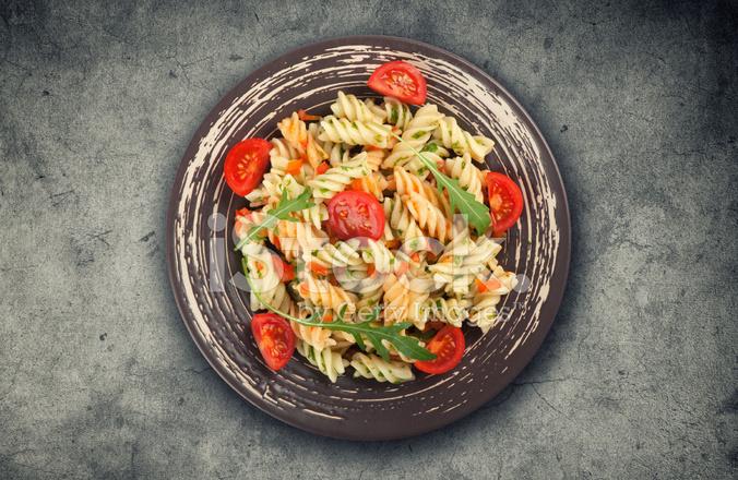 Fusilli With Tomato-Basil Sauce Recipes — Dishmaps