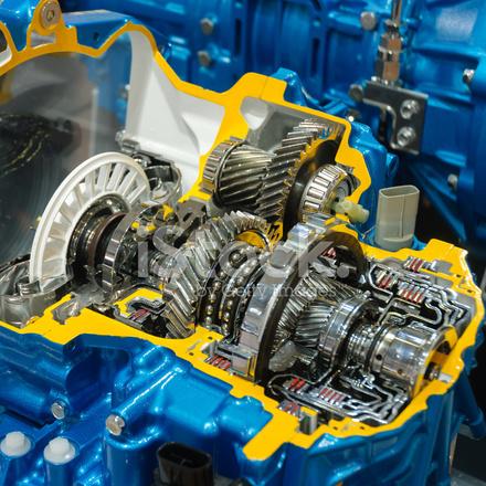 Automotive Gearbox Internal Structure Stock Photos - FreeImages.com