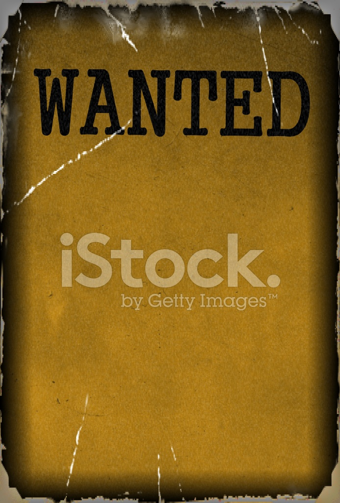 Vintage wanted poster template stock photos freeimages vintage wanted poster template maxwellsz