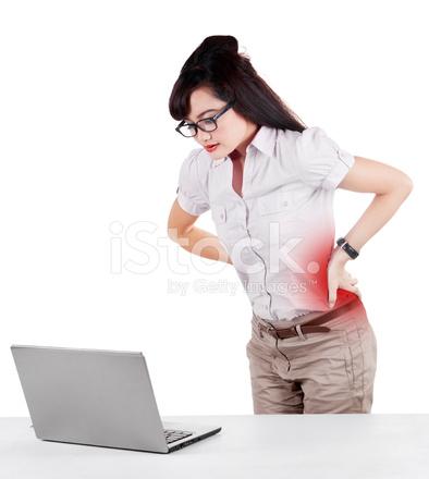 reuma rugpijn