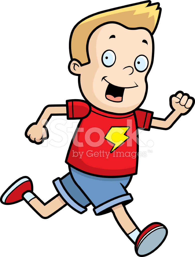 boy running stock vector freeimages com rh freeimages com
