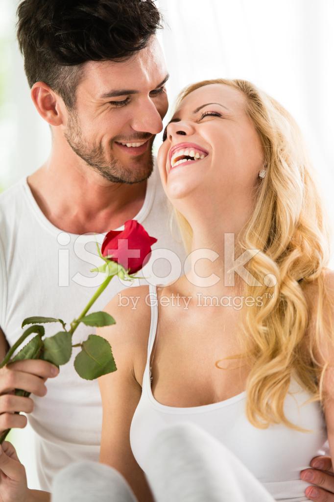 Dativ eine attraktive Frau