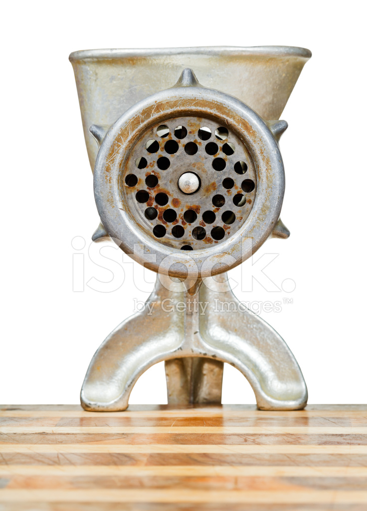 Stara maszynka do mielenia mi sa elaza mocowany tabeli for Nauka coffee table