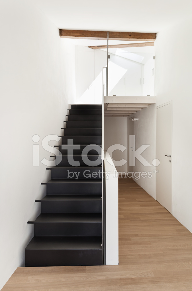 Moderne Loft, Treppe
