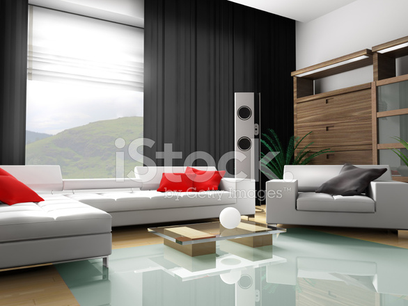 Moderne interieur van een appartement stockfoto s freeimages