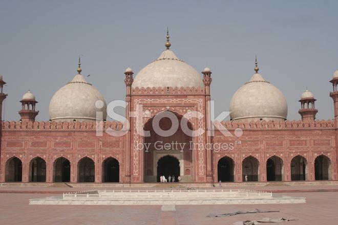バドシャヒ モスク ラホール、パ...