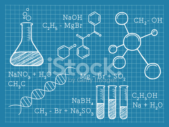 Chemistry Science Chemical Elements Stock Photos