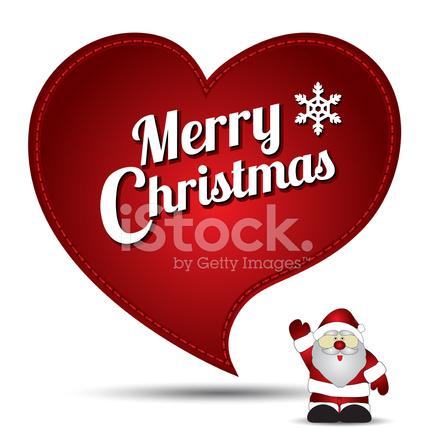 Frohe Weihnachten Herz.Frohe Weihnachten Herz Stock Vector Freeimages Com