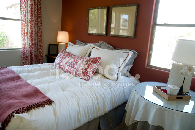 침실 인테리어 디자인 스톡 사진 - FreeImages.com