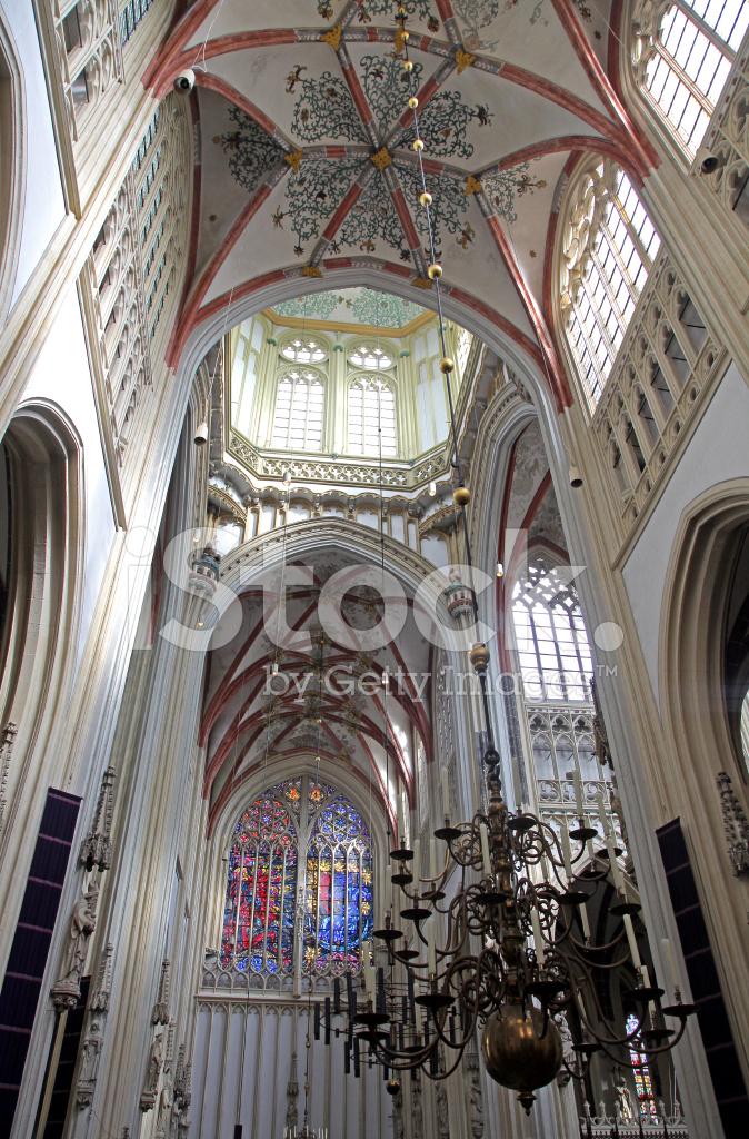 Intérieur de la cathédrale de SaintJean à boisleduc, PaysBas ~ Bois Le Duc Pays Bas