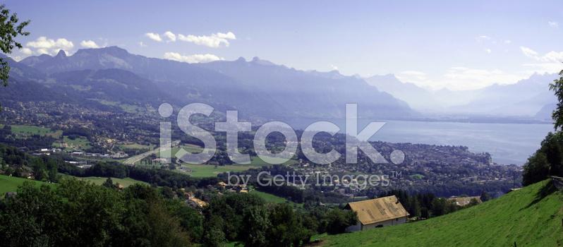 "The ""riviera Vaudoise"" Stock Photos - FreeImages.com"