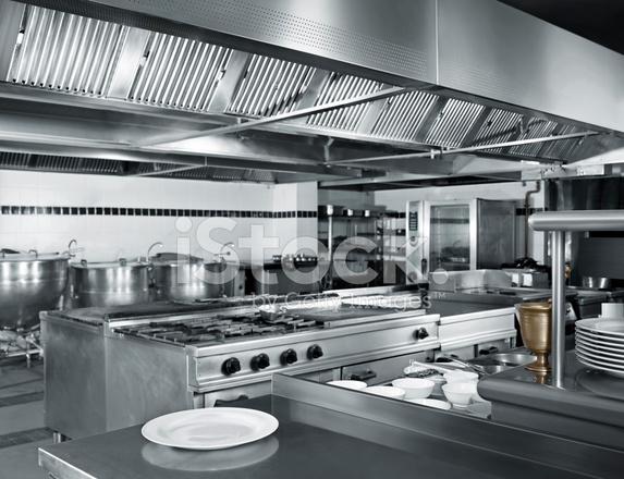 Industriele Keuken Industrial : Industriële keuken stockfotos freeimages.com