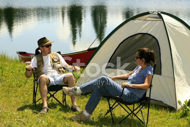 Premium Stock Photo of Camping Series