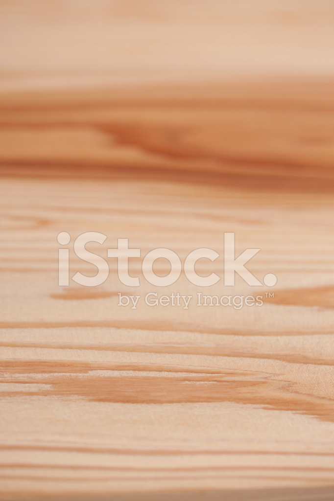 Beautiful Plate Of Cedar Wood Stock Photos