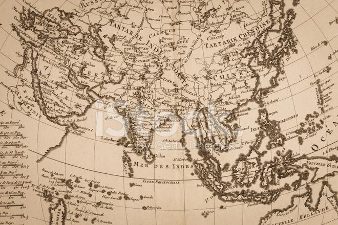 Mapa del viejo mundo asia fotografas de stock freeimages mapa del viejo mundo asia gumiabroncs Choice Image