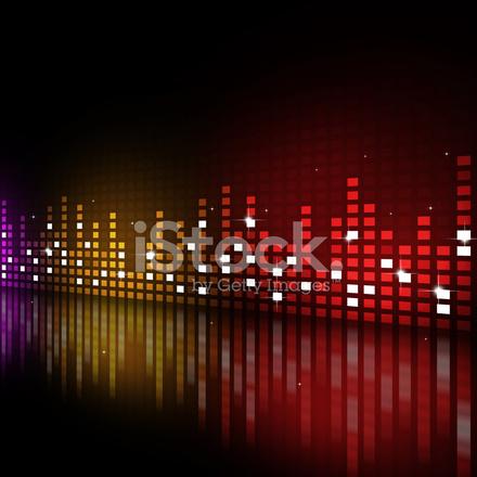 Müzik Parti Arka Plan Stock Vector Freeimagescom