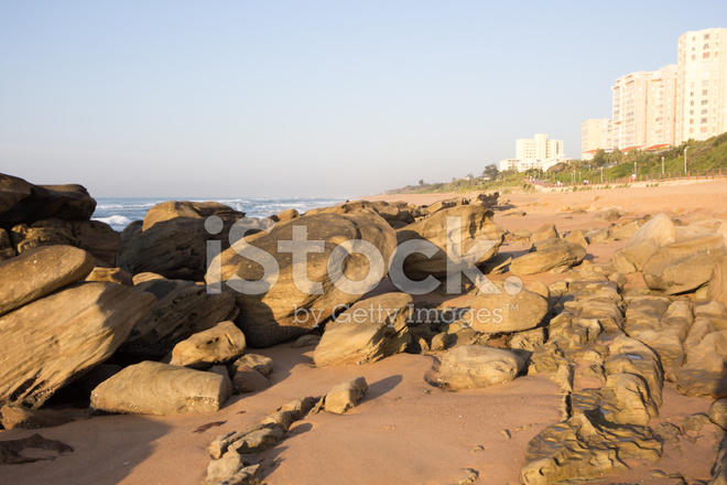 Umhlanga Rocks IN Durban, South Africa Stock Photos ...