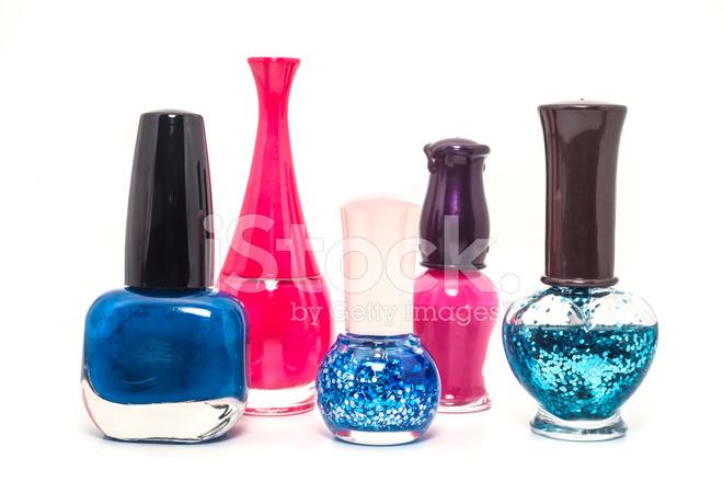 Nail Polish Bottle stock photos - FreeImages.com
