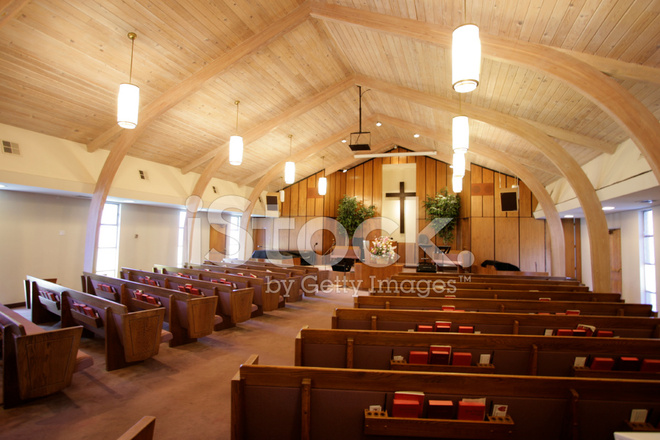 Small Church Sanctuary Stock Photos - FreeImages.com