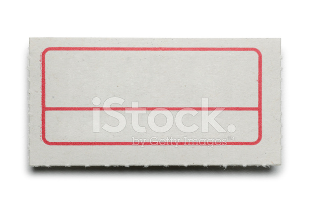 blank ticket stock photos freeimages com