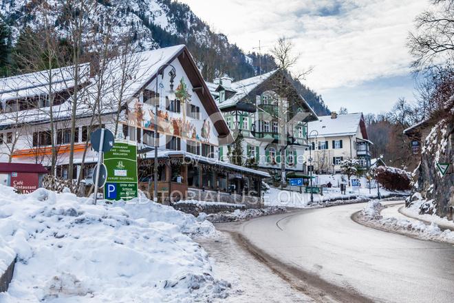 Christmas Village Design